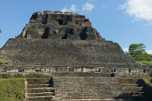 Xunantunich and Cahal Pech