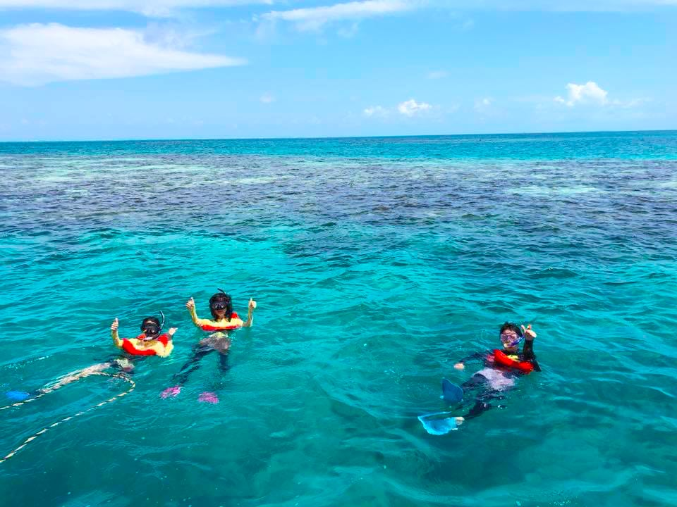 Blue Hole Air Diving & Snorkeling Schedule FEBRUARY 2019