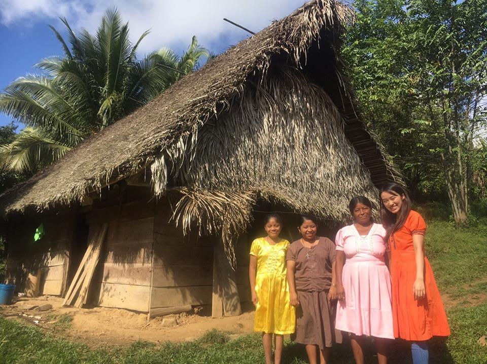 Belize Concierge Intern Ayaka Visits A Mayan Village in Belize
